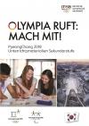 "02. Unterrichtsmaterialien Sekundarstufe: ""Olympia ruft: Mach mit!"""