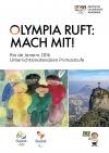 """09. Unterrichtsmaterialien Primarstufe: """"Olympia ruft: Mach mit!"""" Rio 2016"""